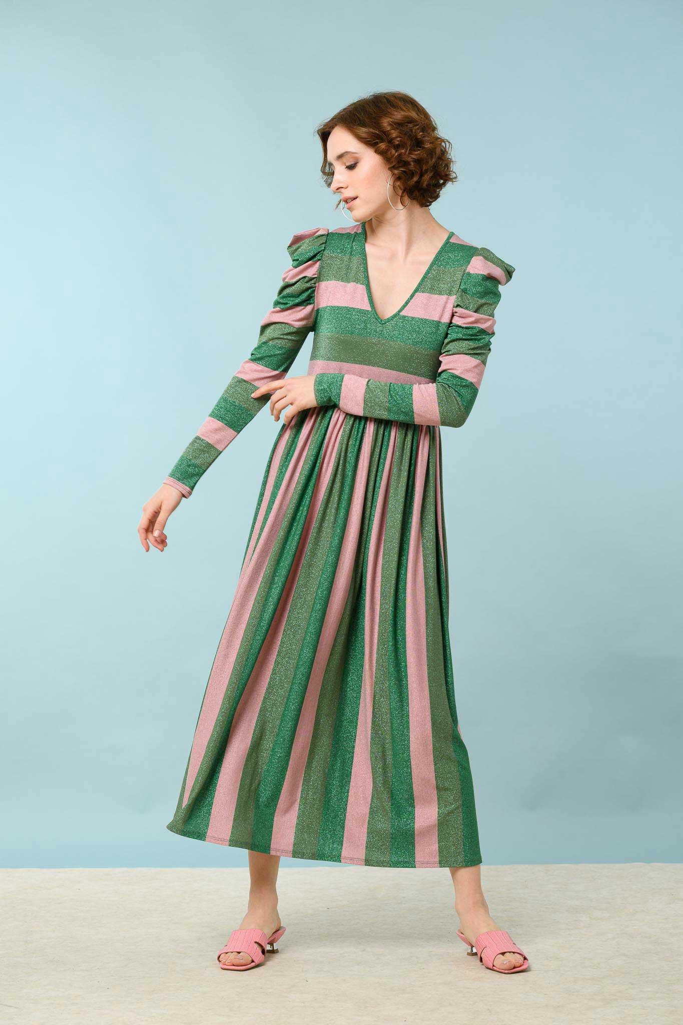 φόρεμα λούρεξ