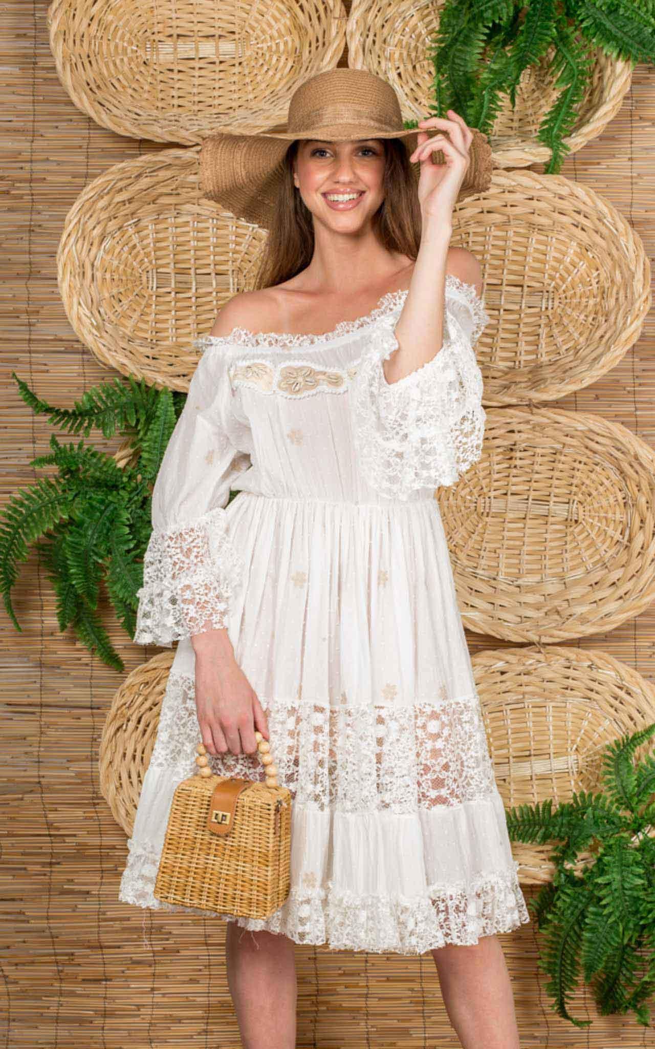 φορεμα boho