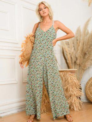 Ολόσωμη φόρμα με Print